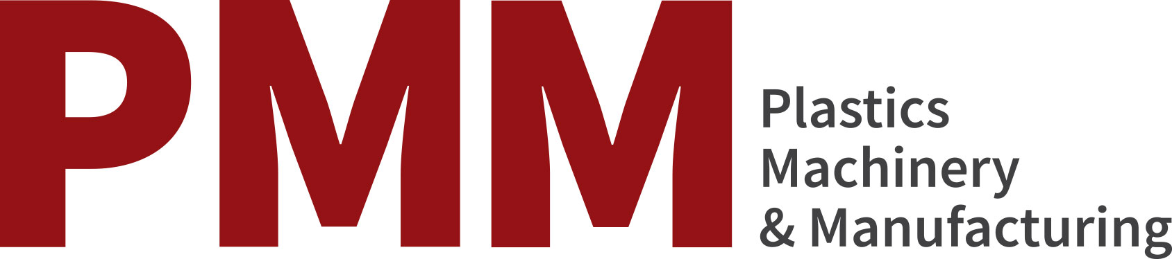 plastics machinery magazine logo